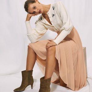 Aritzia twirl skirt - size S